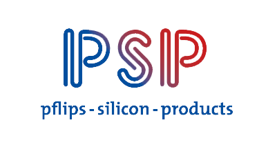 PSP GmbH - Pflips Silicon Products Logo